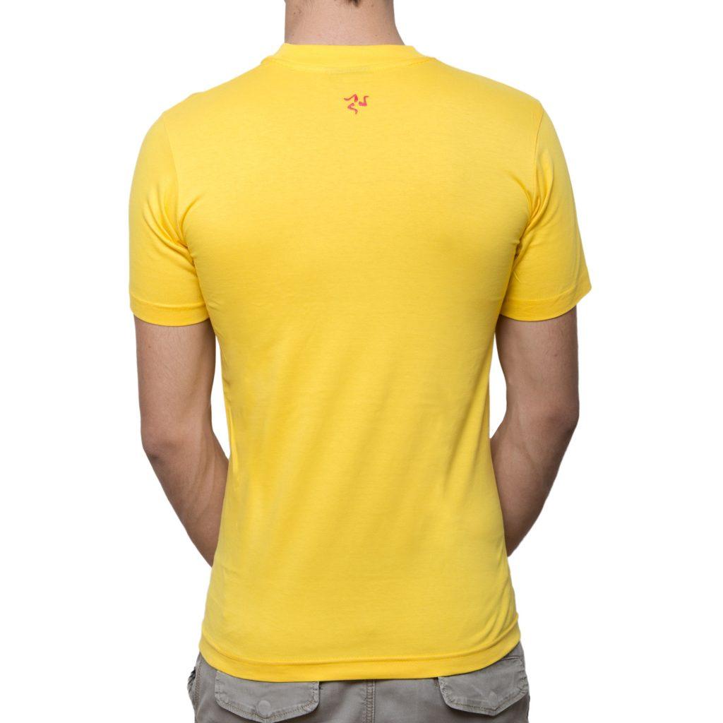 a megghiu parola giallo retro