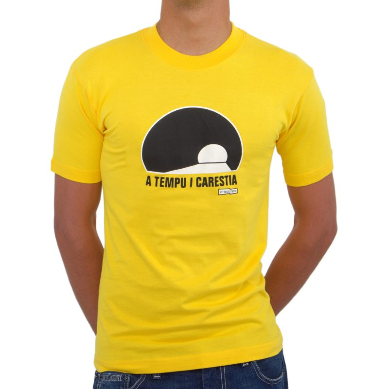 a tempu i caresti sunflower yellow fronte