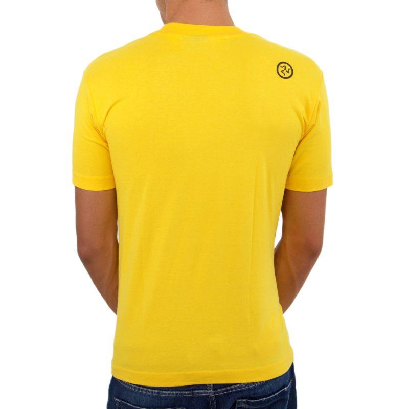 a tempu i caresti sunflower yellow retro