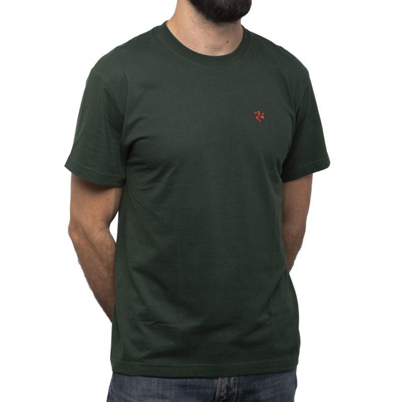 asso verde fronte