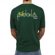 bicicletta retro forest uomo
