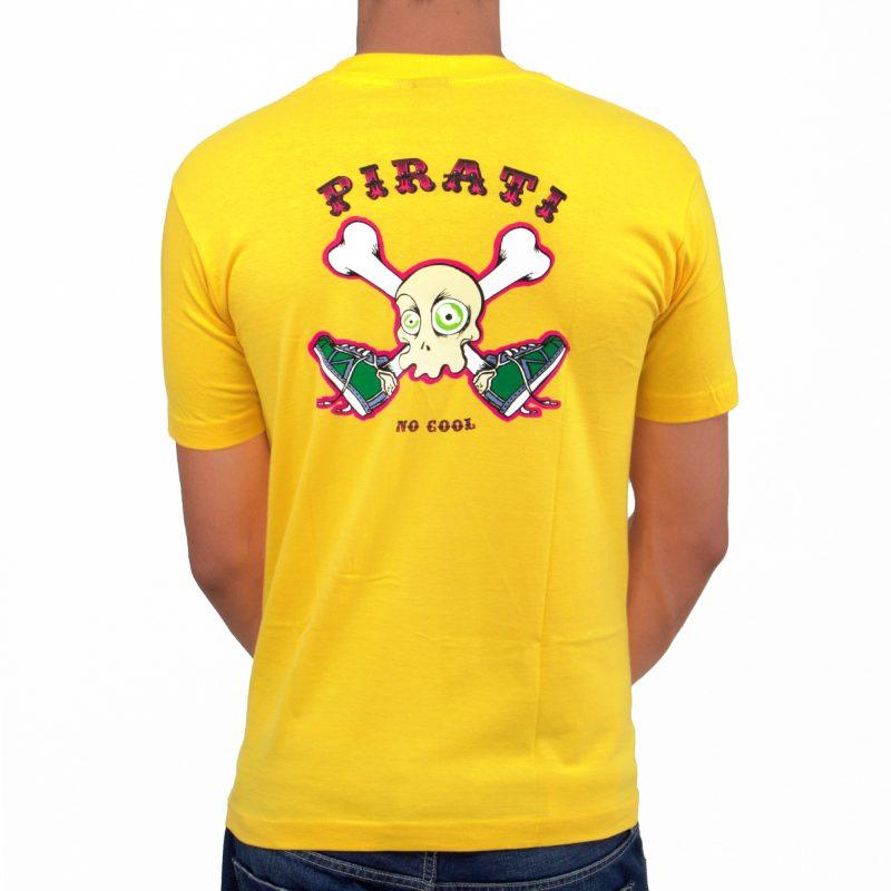 pirati sunflower yellow retro