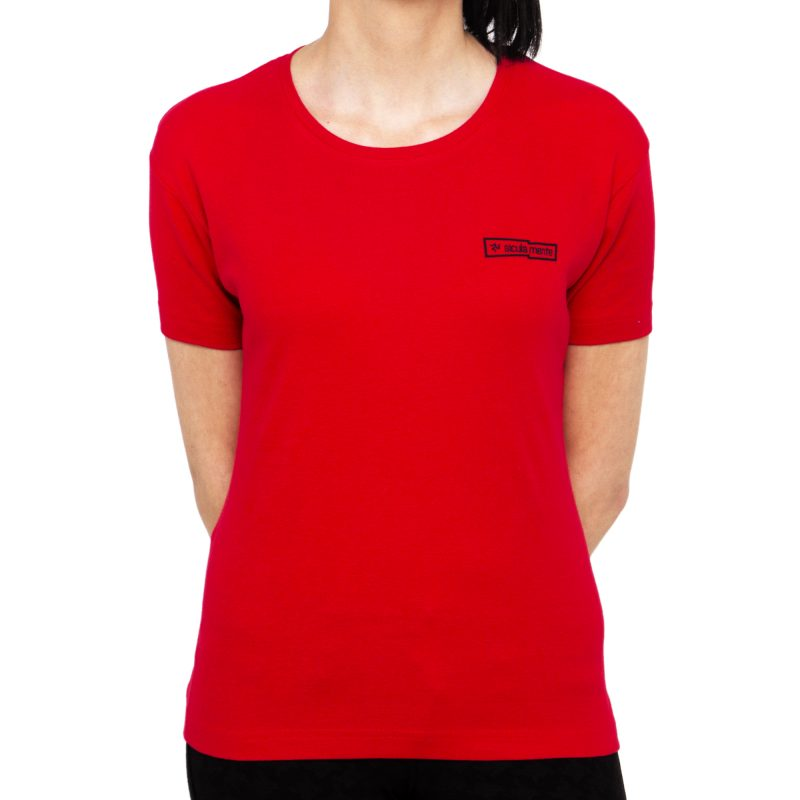 800A fronte red donna
