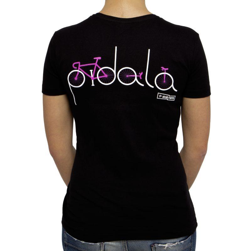 bicicletta retro black donna