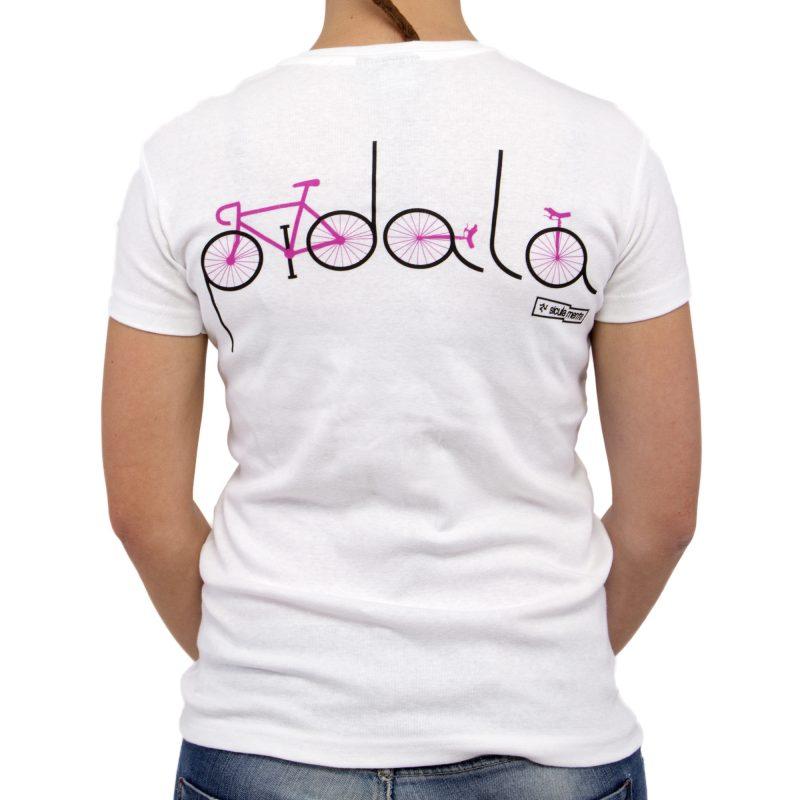 bicicletta retro white donna