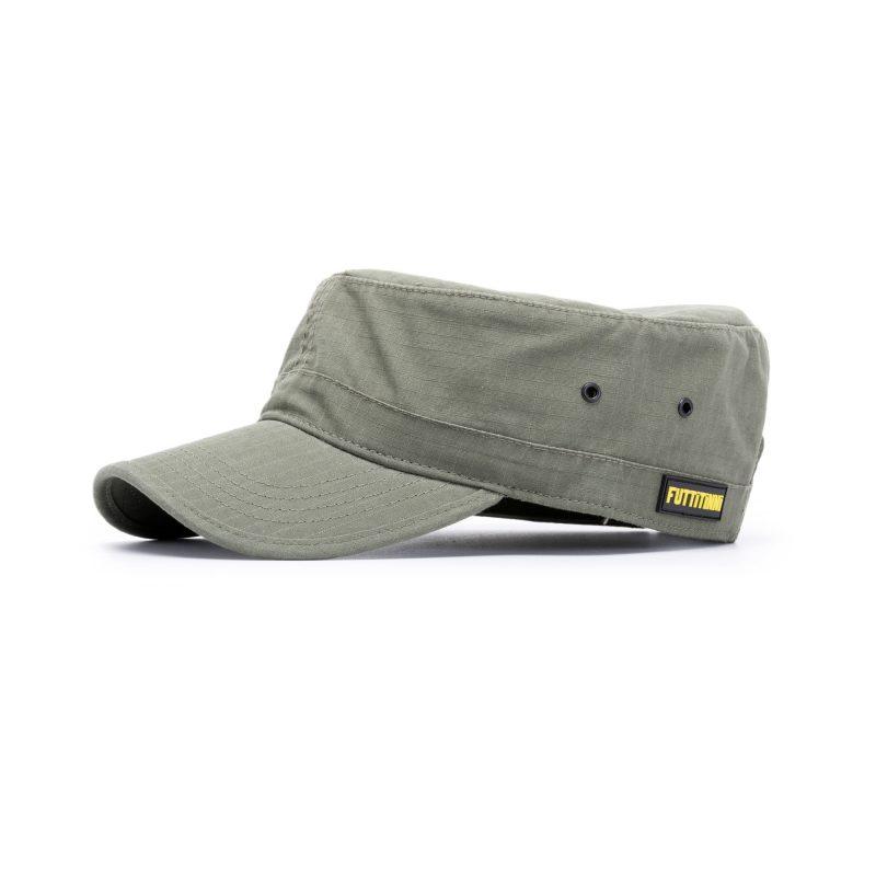 cappello futtitinni verde militare