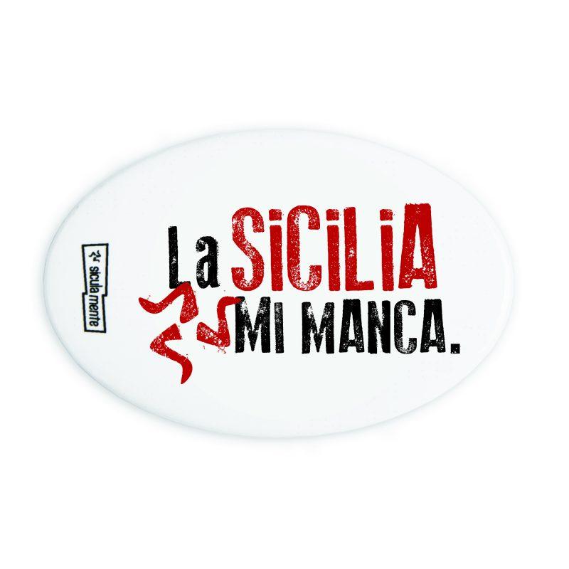 la sicilia mi manca