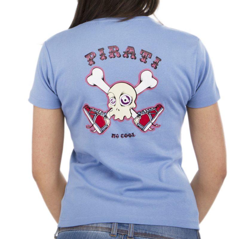 pirati sky blue retro
