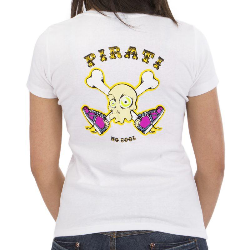 pirati white retro