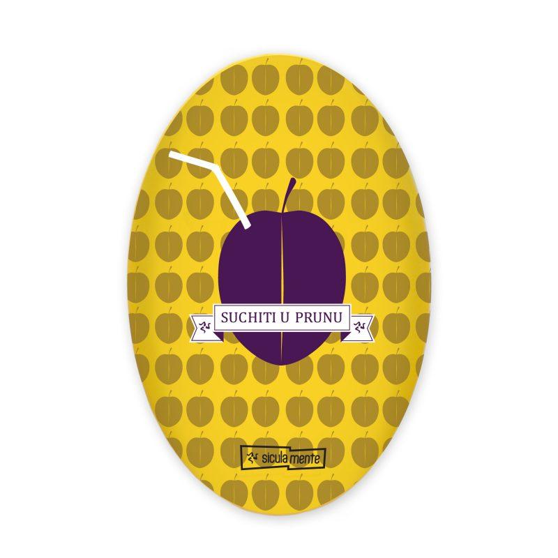 suchiti u prunu giallo