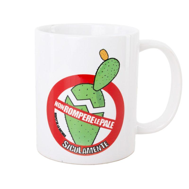 tazza non rompere le pale