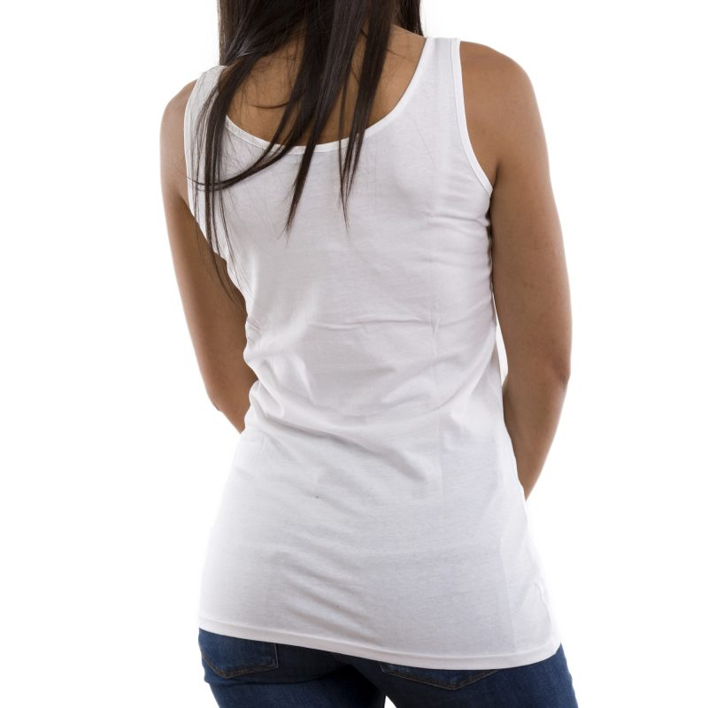 canotta camac paparedda bianco retro