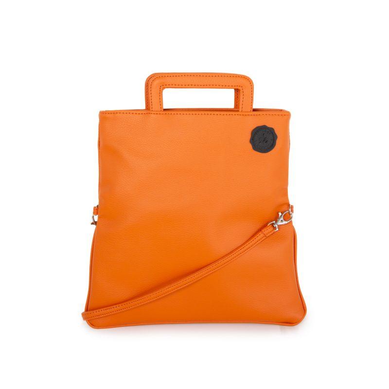piaf arancione aperta