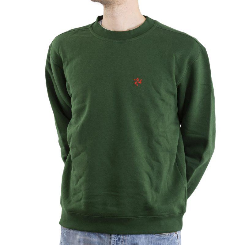 giro asso verde fronte