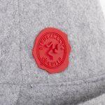 vito grigio rosso dettaglio
