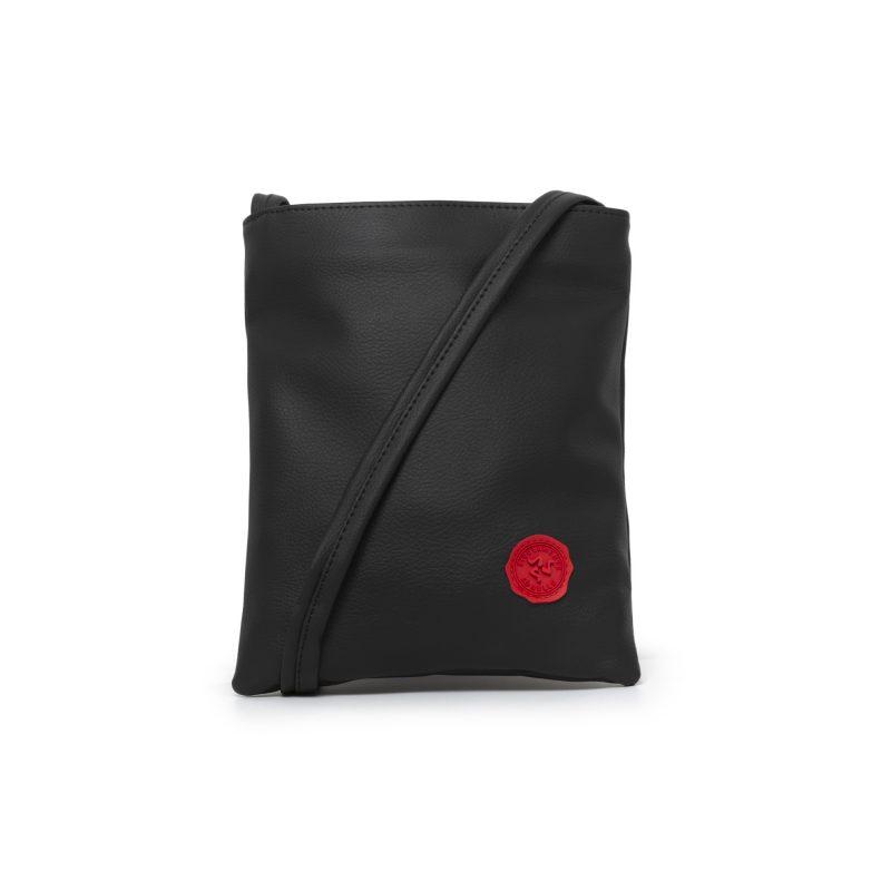 tracolbollo nero rosso